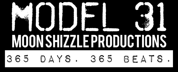 MooN sHizzLe Productions - Model 31: 365 Days, 365 Beats